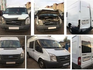 Ремонт  Mercedes Sprinter  Ford  Transit