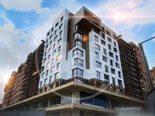 Apartament în 2 nivele variantă albă! Bloc Nou! Alpha Residence