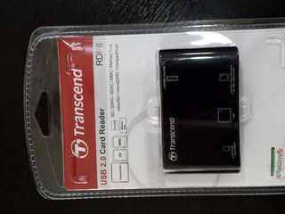Card reader Transcend RDP8 (новый)
