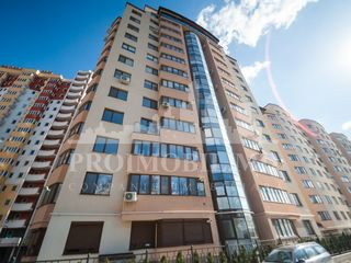 Bloc Nou! O singură scară! M. Sadoveanu! 3 camere-122 mp!