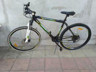 Велосипед Zundapp blue series 4.0