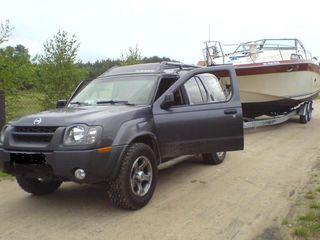 Nissan X-Terra Xterra (WD22) с 2002 до 2005 - фара правая