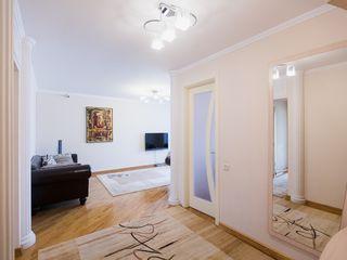Chirie apartament 3 camere, 84 m, Centru, euroreparatie