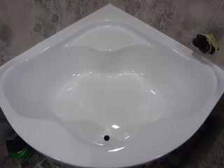 Реставрация ванн - качественно,профессионально restaurarea cazilor