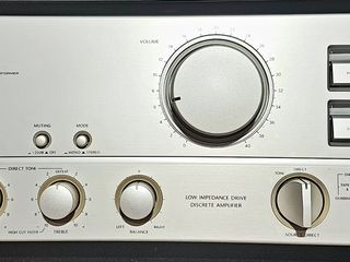 HI FI комплект. Усилитель Onkyo Integra А-8650 + акустика Magnat Quantum 505