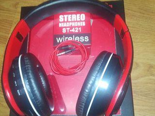 Căști performante Bluetooth ST-421