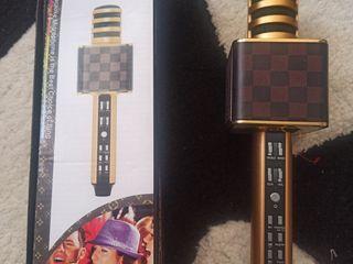 Vind microfon wireless(karaoke)