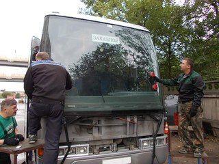 Изготовление стекла на любой транспорт под заказ!