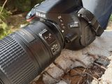 Nikon d5100 + obiectiv performant!! urgent!!!