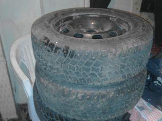 Продаю 4 шины Kleber Kapnor (195/65/R15)