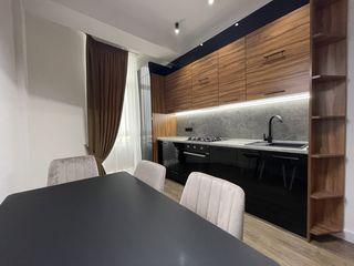 Apartament cu 1 camera si living, 54mp, Botanica, bloc nou!