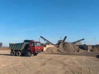 Pietriș,nisip,bule de penoplast,beton rapid ,calitativ,ieftin,transport !!!!