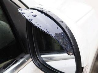 Дефлекторы (защита) боковых зеркал автомобиля
