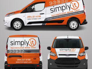 Branding auto, Publicitate pe automobil