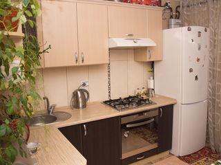 Se vinde apartament cu 3 odăi în sectorul Ciocana, mobilat si dotat cu tehnica de uz casnic