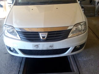 Piese Dacia Logan 2010