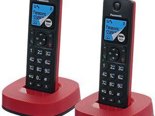 Впервые в Молдове Panasonic KX-TGC312RUY, RU2, RUR-новая модель-радиотелефон