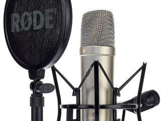 Rode NT1-A Microfon pentru studio. Original - Made in Australia. NOU