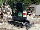 Excavator  mini , ciocan hidraulic / мини-экскаватор , гидромолот.