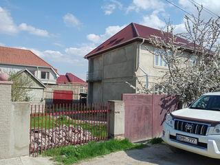 Продается двух этажный дом с участком