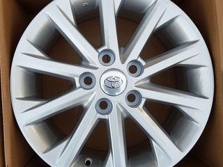 Новые диски Volkswagen, Audi, Skoda, Toyota, Hyundai, Suzuki