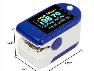 Пульсоксиметр Contact X1805 напалечный для измерения сатурации (кислорода) в крови
