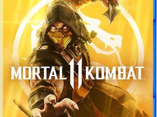 Mortal Kombat 11 уже в прокате на наших консолях спеши заказать уже сегодня Доставка