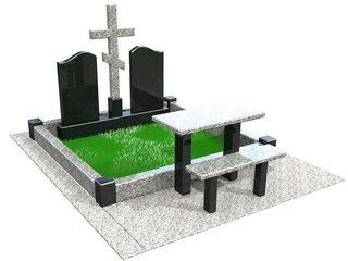 Monumente funerare in toata Moldova