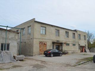 Se vinde spațiu industrial pe str. mesager 1200 mp.