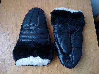рукавицы теплые