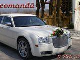 Chrysler C300,Limuzina de lux,pentru:Nunți,cumatrii,etc