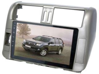Штатная магнитола на Toyota Land Cruiser Prado 150 Дорестайл (2009-2013) 9 дюймов Android