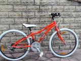 Велосипед Author Agang от 7 до 12 лет. Диаметр колес 24.