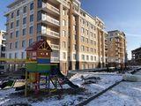 Se vinde apartament cu 2 odăi cu suprafața de 77,3mp in Complexul Rezidential din str.L.Deleanu