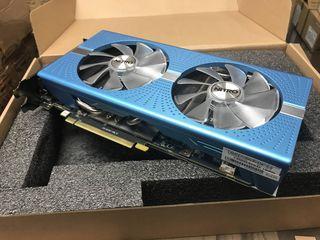 Новые Видеокарты Sapphire Nitro+ Radeon RX 580 8GB Special Edition