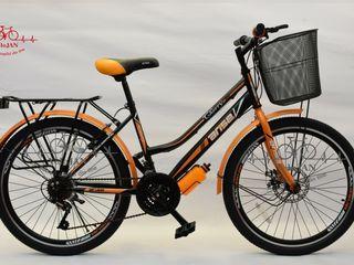 Biciclete pentru doamne și domnișoare.