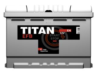 Аккумуляторы Titan