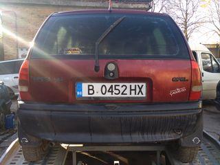Dezmembrare Opel corsa