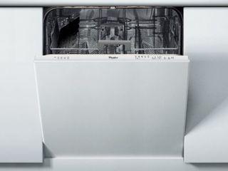 Nouă ! mașină de spălat vase Whirlpool wbc3b19b vedere frontală încorporată clasa + !pretul 350!!!