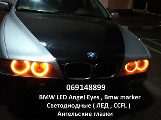 Xenon , Led , Angel Eyes -  Garantie 3 Luni / Гарантия: 3 месяцa