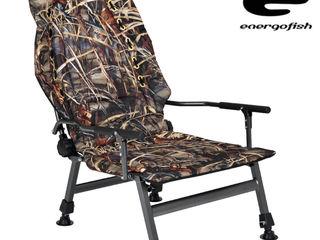 Новая поставка !! Складные кресла Energofish 120-150kg. Гарантия Магазина! Запасные части. Доставка!
