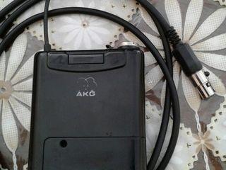 AKG pt80 transmitter