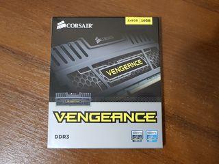 16Gb DDR3 1600Mhz Gorsair Vengeance