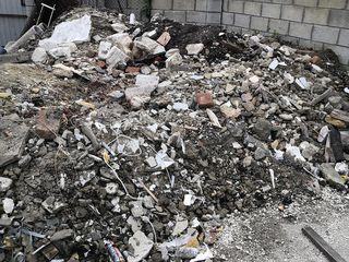строительный мусор бесплатно