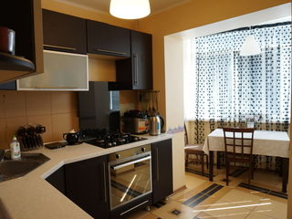 Vinzare, Buiucani, 3 odai, 68 mp, 44900 €