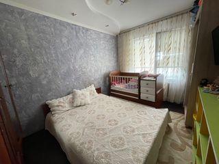 Riscani!! Apartament cu 2 odai, euroreparatie, mobilat, 54.3 m.p..