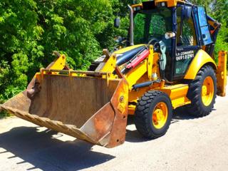 Bobcat, buldoexcavator, mini excavator, kamaz, compactor ! oferim servicii !