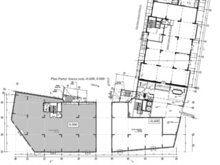 Сдаем коммерческую недвижимость партер 617м2,545м2,1162м2 в центре по ул. Аврам Ианку!!