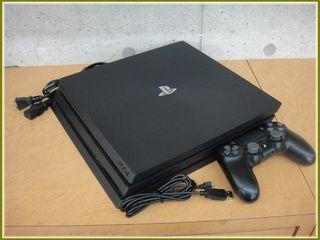 PlayStation 4 Pro (б.у)