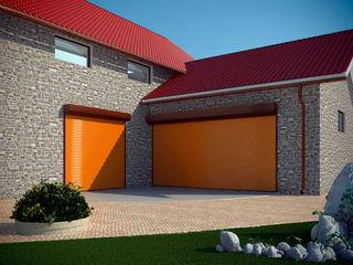 Rolete pentru ferestre, porti pentru garaj (video)